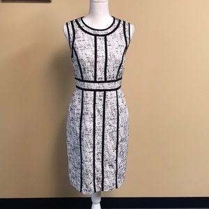 NWOT - Calvin Klein Sheath Dress